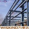 Estructura de acero de edificio de Wiskind del marco del almacén de acero del taller