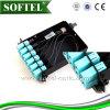 Optische Om3 MPO Kassette der Faser-