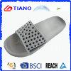 Nueva PVC lateral mayor de interior Hombres Zapatillas (TNK24935)
