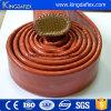 赤い火の袖の耐熱性材料のFiberglassesの火の袖