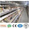 Systeem van de Ventilatie van de Apparatuur van het Gevogelte van de Kooi van de Kip van de Laag van de batterij het Automatische