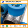 Tubo d'acciaio galvanizzato tuffato caldo, filettato e coppia, CRNA ASTM A53 (GI-LIU-61)