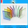 6.38-42.3мм прозрачное цветное высококачественное ламинированное стекло