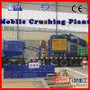 China Mobile подавляющие завода для дробления камней при низкой стоимости