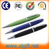 Memória Flash relativa à promoção do USB do OEM Pen Shape com Customize Logo