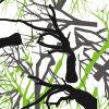 Новый гидрактор пленки печатание перехода воды пленки PVA картин цветков ширины Tsautop 0.5m/1m прибытия гидрографический окуная пленку P1184-1