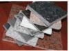 Pietra fiammeggiata/rossa cubo/del granito per il giardino che pavimenta/lastricatore esterno/pietre per lastricati/lastricatori del mattone