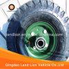 La fabbricazione lavora la rotella e la rotella 3.50-4, 3.00-4, 2.50-4 della riga della barra