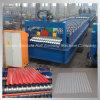 Folha de papelão ondulado Máquinas Formadoras de Telhado