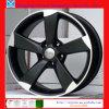 Audi車車輪の車輪の縁の合金の車輪のため