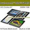Таблетка Android дюйма HD Duad-Сердечника ультратонкая 9.7