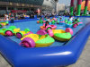 Low Price Fwulong Kids Water Paddle Boat for Sale