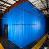 Сделайте водостотьким & запылайте - retardant брезент для занавесов промышленных или пакгаузом изолированных