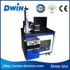 Máquina de gravura quente da fibra da venda 10With20W para o metal