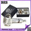 Últimas cigarrillo electrónico con Hammer Mods para 18350/18650/18550 batería para los cigarrillos electrónicos de salud