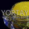 Un pigmento rojizo cristalino más ligero de la perla del oro de Shell