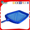 Haltbares blaues Swimmingpool-Blatt-Abstreicheisen
