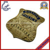 Boston Police Detective Badge, 3D Die Cast Badge