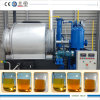 Máquina de pequeña capacidad del reciclaje inútil para el aceite combustible
