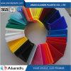 Colorear la hoja de acrílico enmascarada papel de acrílico de la hoja de PMMA