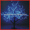 Diodo emissor de luz Cherry Blossom Tree de Atificial Beautiful 1m, Decoration/Christmas Lights, Outdoor Lights. Luzes de rua, luz da árvore de cereja