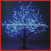 Atificial Bela LED 1m Cherry Blossom Tree, decoração/Luzes de Natal, as luzes exteriores. Luzes da rua, Cherry Tree Light
