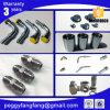 Ajustage de précision en laiton de tuyauterie, ajustage de précision de pipe d'acier inoxydable, ajustage de précision de pipe hydraulique de cuivre