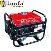 154 Tipo 3HP pequeno gerador a gasolina 1000W para uso doméstico