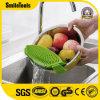 Хомут крепления пищевой категории - Силиконовая сетчатый фильтр с 2 Clip для Veggies