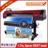 Haute qualité Funsunjet fs 1700m 1440dpi éco solvant imprimante avec une tête DX5