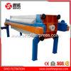 Sala de prensa de filtro automático de la desulfurización de gases de combustión (FGD)