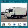 Sinotruk Cdw軽い4*2ヴァンTruck Dieselボックストラック