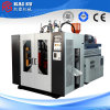 HDPE/PE Schmieröl-Flaschen-Strangpresßling-Blasformen-Maschine