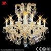 De Kroonluchter van het kristal met Decoratie wl-82123 van het Glas