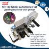De halfautomatische Vlakke Machine van de Etikettering (MT-60)