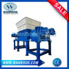Machine de déchiquetage en plastique de bon des prix arbre de double pour le papier et le bois