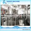 Machine Monobloc de remplissage de bouteilles rond d'animal familier