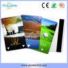 A RFID MIFARE Desifire Cartão ISO para impressão em offset para o Turismo Resort para gerenciamento de adesão