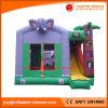Bouncer di salto gonfiabile dell'elefante di Moonwalk con la trasparenza (T3-097)