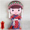 Lembrança personalizada do ímã do refrigerador 3D feita em China