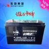 Batería de coche eléctrico sin necesidad de mantenimiento de la exportación caliente de China 12V110ah