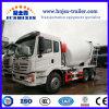 Jushixinの高品質8cbmの具体的なトラックのミキサーJsx616410cmt