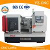 CNC del precio del torno del CNC y del torno máquina de la rueda de 32 pulgadas