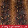 PVC molle Furniture Leather di Snake Patent Artificial per Sofa