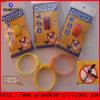 Anti Wristband della zanzara del silicone su ordinazione variopinto di marchio