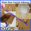 Adhésif - vernis à base d'eau