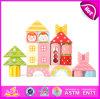 2014 particelle elementari di legno Toy per Kids, Creative \ Building Toy Oblocks per Children, particelle elementari di Hot Sale per Baby W13A056