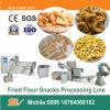 A farinha de trigo Chips Bugles fritura fazendo a máquina