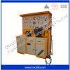 Equipo de prueba de la pompa hydráulica, velocidad de la prueba, flujo, presión