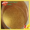 Polvere di scintillio di serie dell'oro per la spruzzatura di plastica